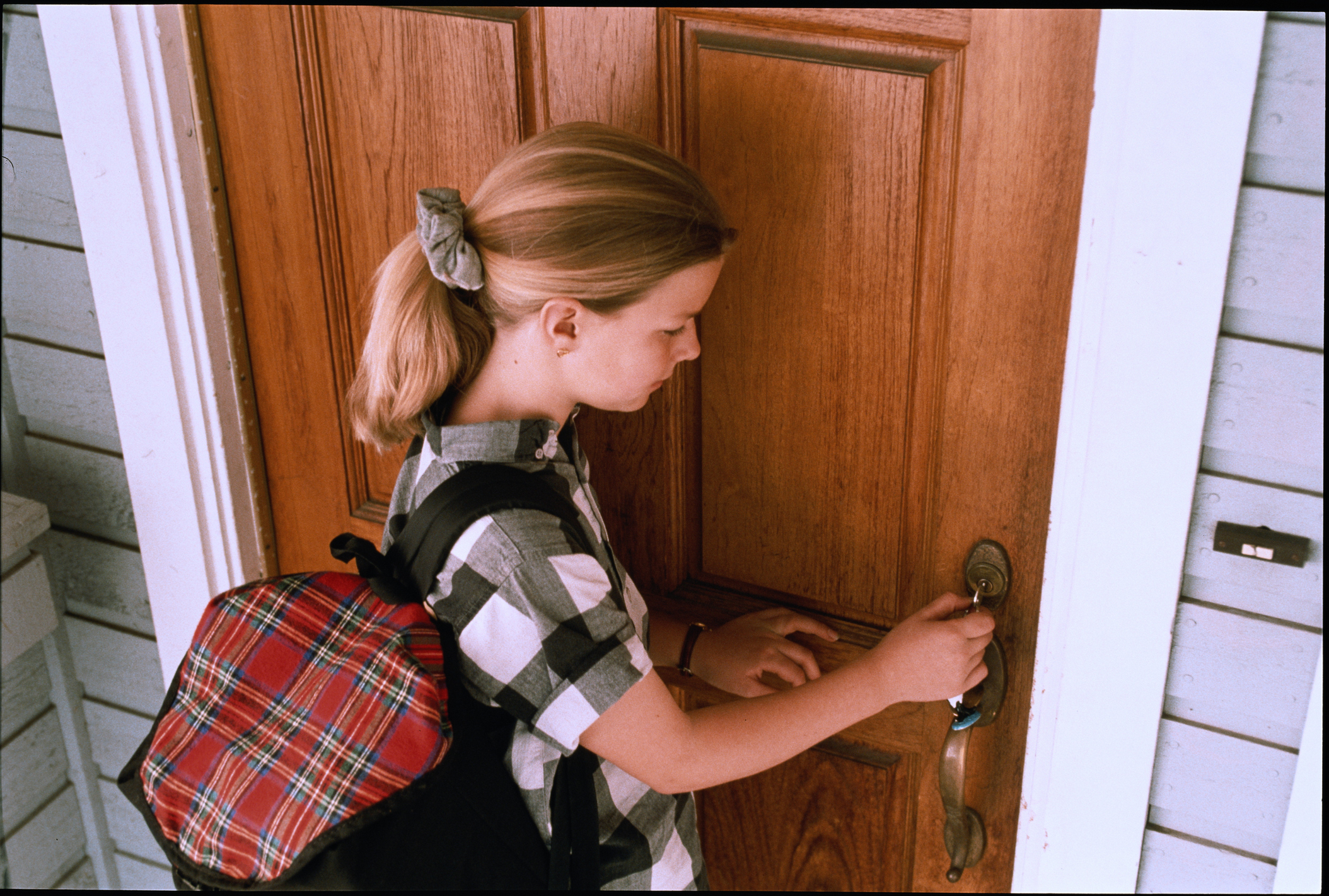 'Latchkey Kids': What's Different About Leaving Children Home Alone Now Versus Then