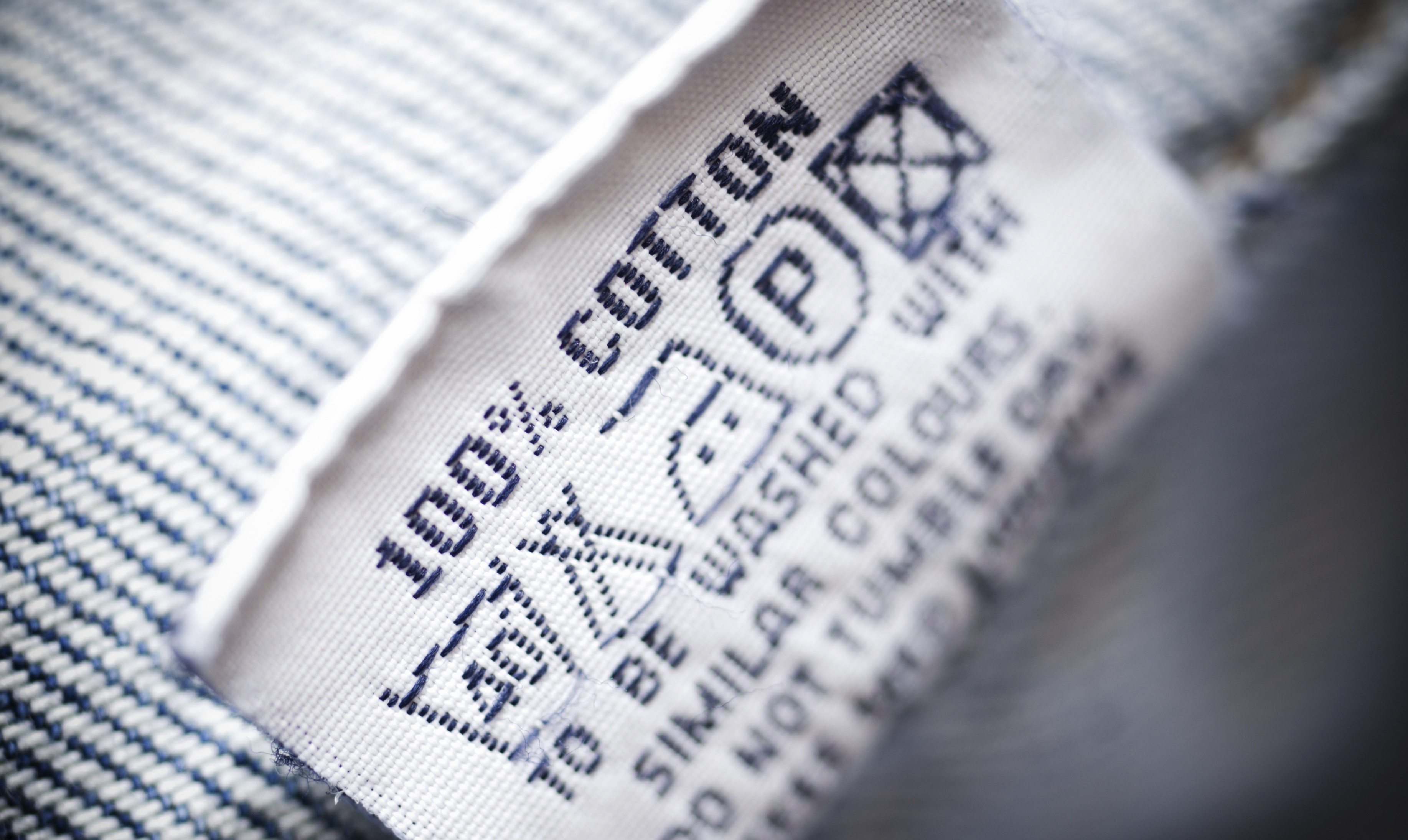 The Label Lexicon - What's the deal with laundry symbols