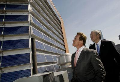 solaire building