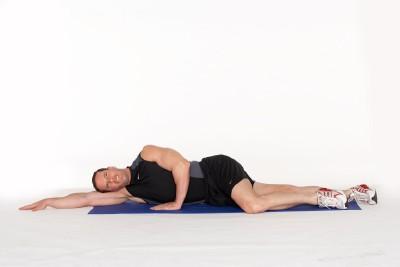 Inner Thigh Lift Step 1