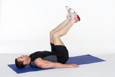 Inner Thigh Squeeze Step 2