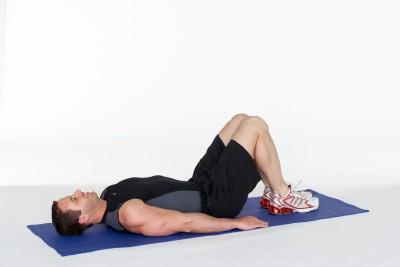 Quadriceps Extension Step 1
