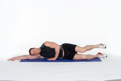 Butt and Thigh Press Step 2