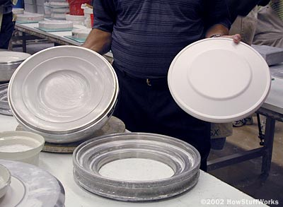 Bone China: Creating the Mold - Production Molds | HowStuffWorks