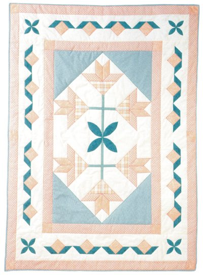 Lily Bud Quilt Pattern