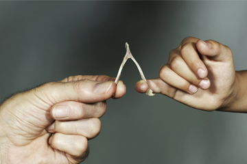 Why are wishbones supposed to be lucky? | HowStuffWorks
