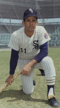 During his 20-year career, Luis Aparicio never performed for a single inning at any position other than shortstop.