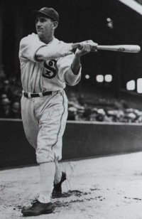 Appling is the only shortstop to have won two AL batting titles.