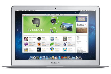 Macbook Air App Store