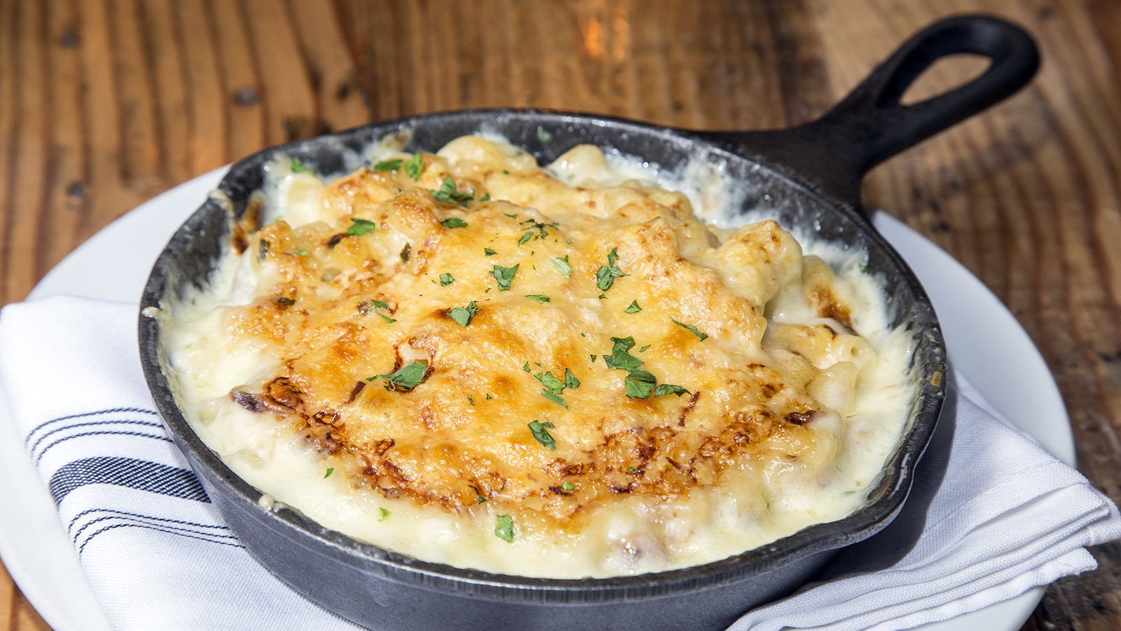 Who Created the First Macaroni and Cheese?