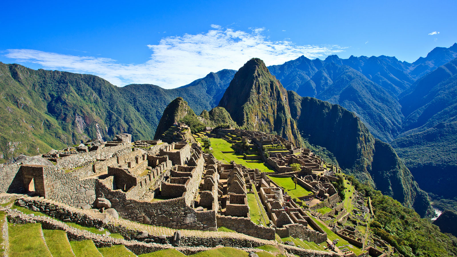 Machu Picchu: The Secrets of This Fabled Mountaintop City ...