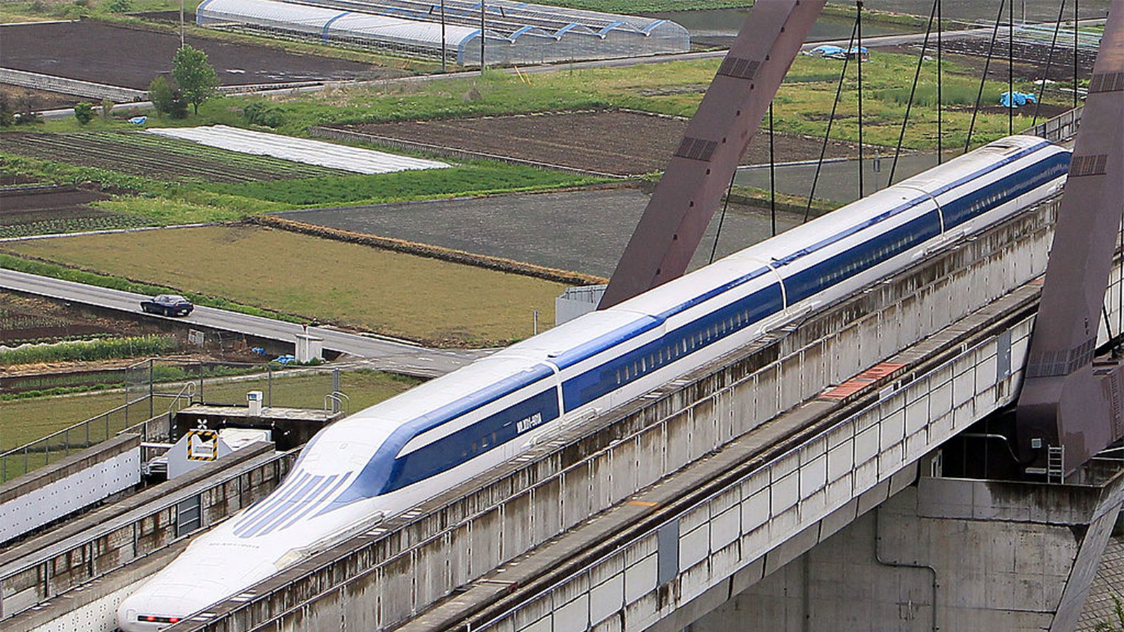 How Maglev Trains Work | HowStuffWorks