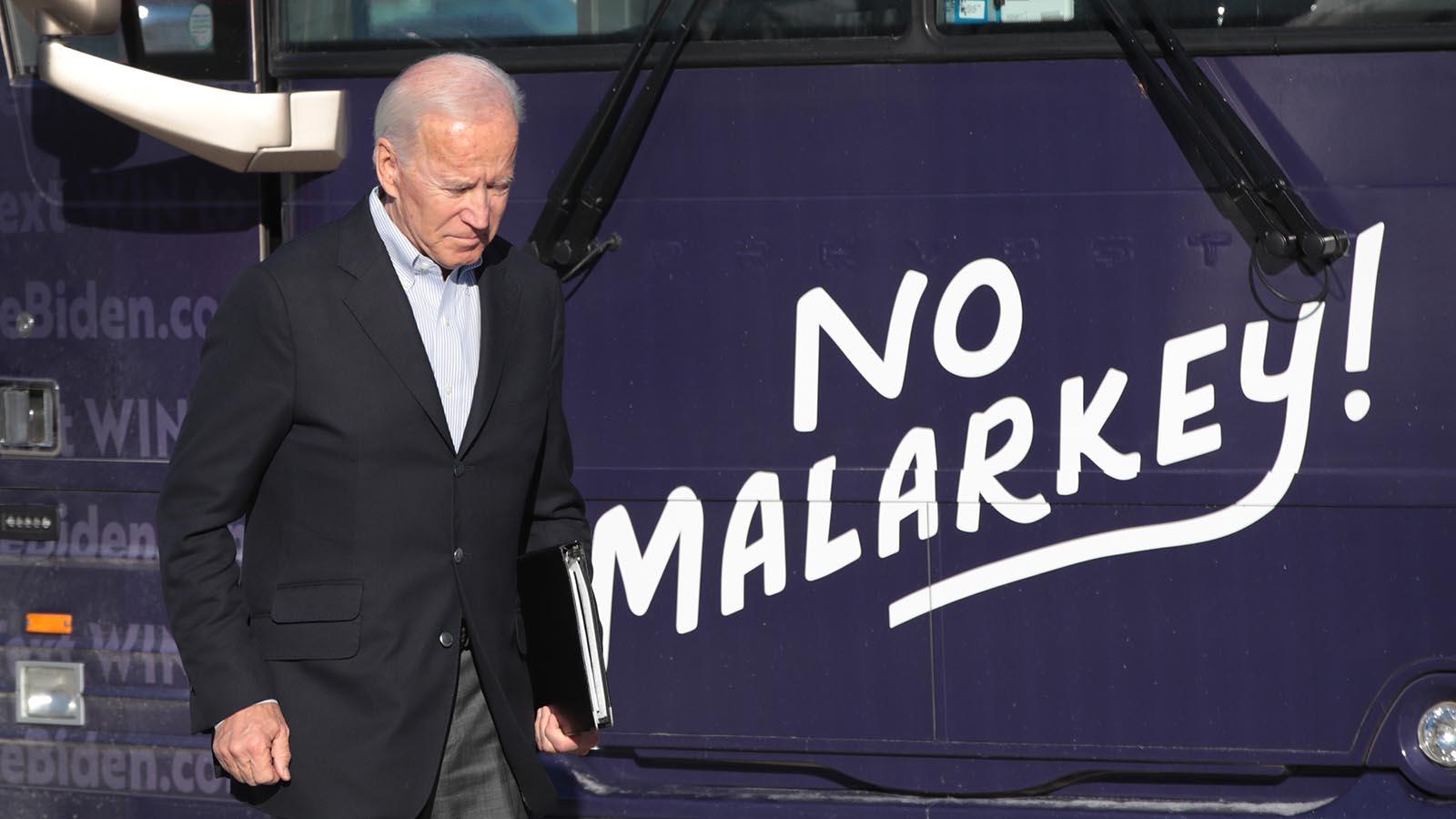 Malarkey: What's the Story Behind Joe Biden's Favorite Word?