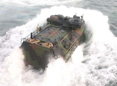 Amphibious assault ship