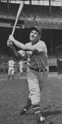 Mel Ott set records for the most home runs and the highest slugging average for a third basemen.