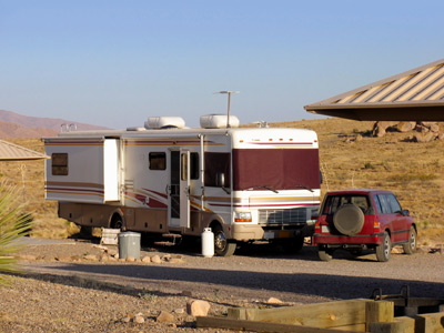 Purpose of Self-aligning Motor Home-mounted Tow Bars