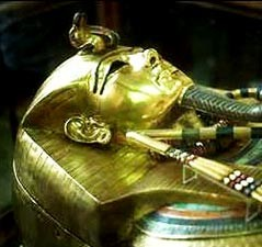 Egyptian Mummification: Drying and Wrapping - Mummy Wrapping