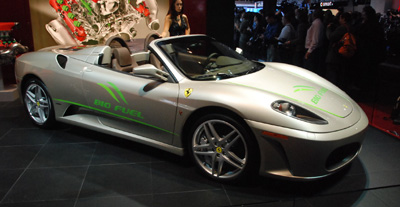 Ferrari F430 Bio Power Concept