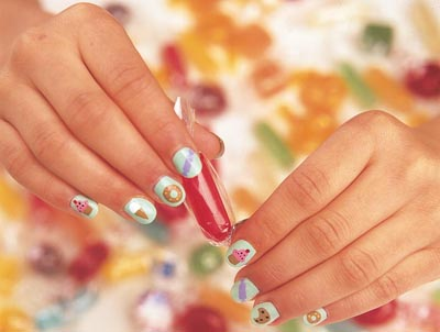 nail art for kids  howstuffworks