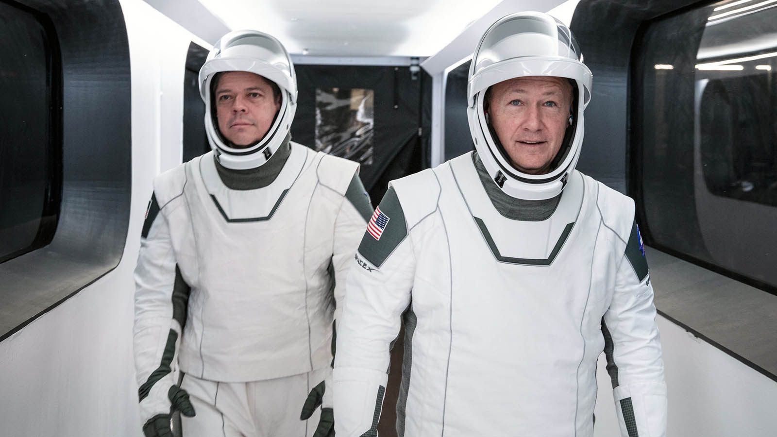NASA and SpaceX Set to Make History With Manned Space Launch