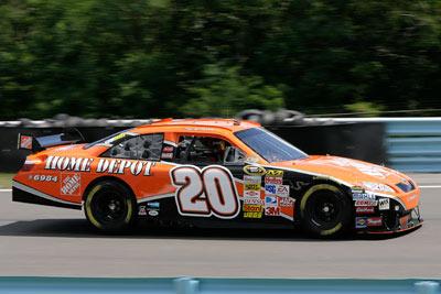 Location, Location, Location - NASCAR Sponsor Logos