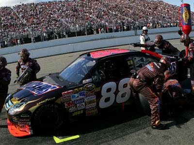 How NASCAR Wedge Adjustments Work | HowStuffWorks