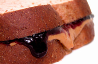 The History of the Peanut Butter and Jelly Sandwich