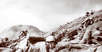 World War II Timeline: February 13-15, 1945-February 23