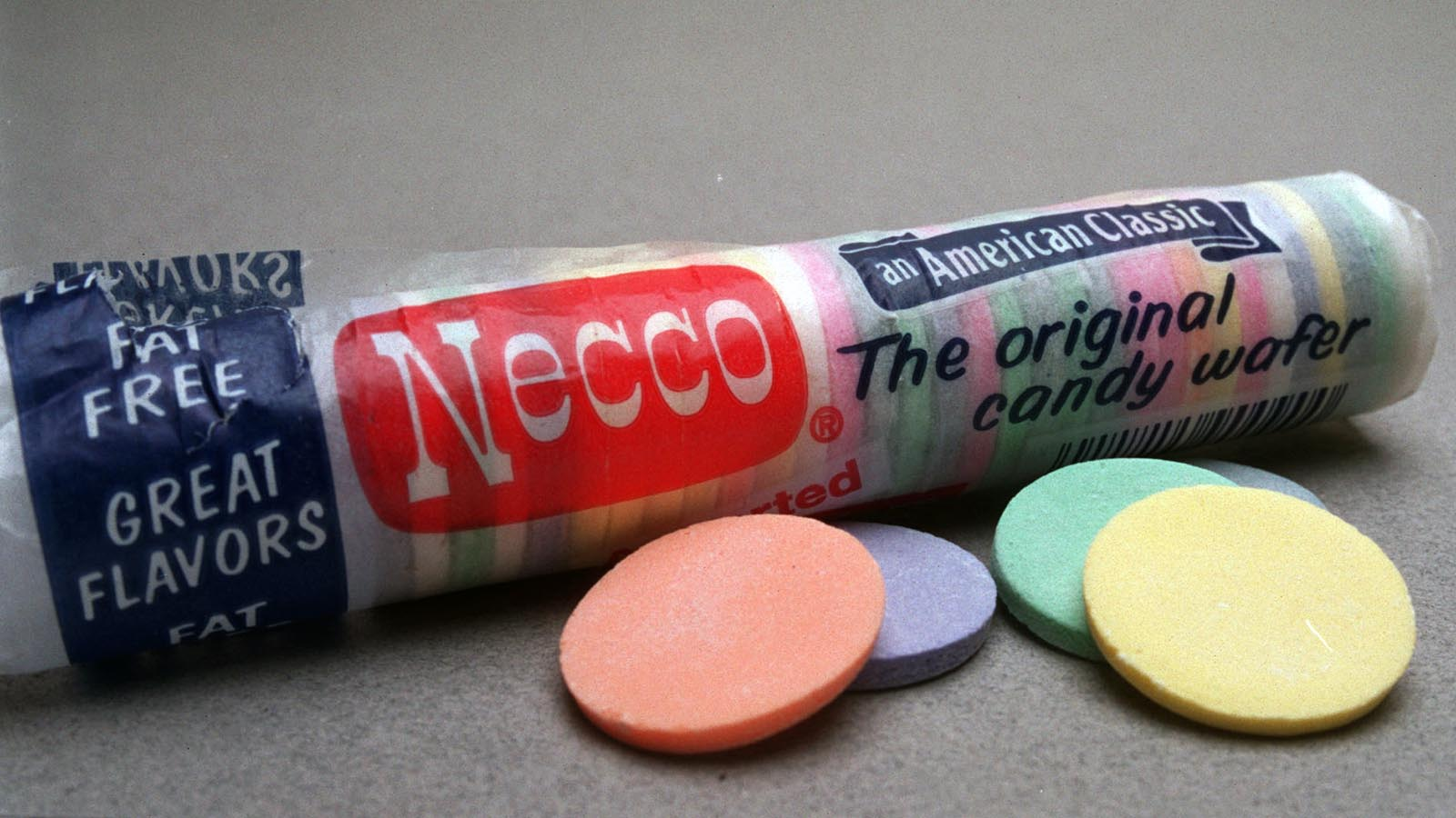 How the Necco Wafer Has Lasted This Long