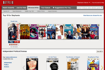 Netflix Recommendations - The Netflix Shipping System ...