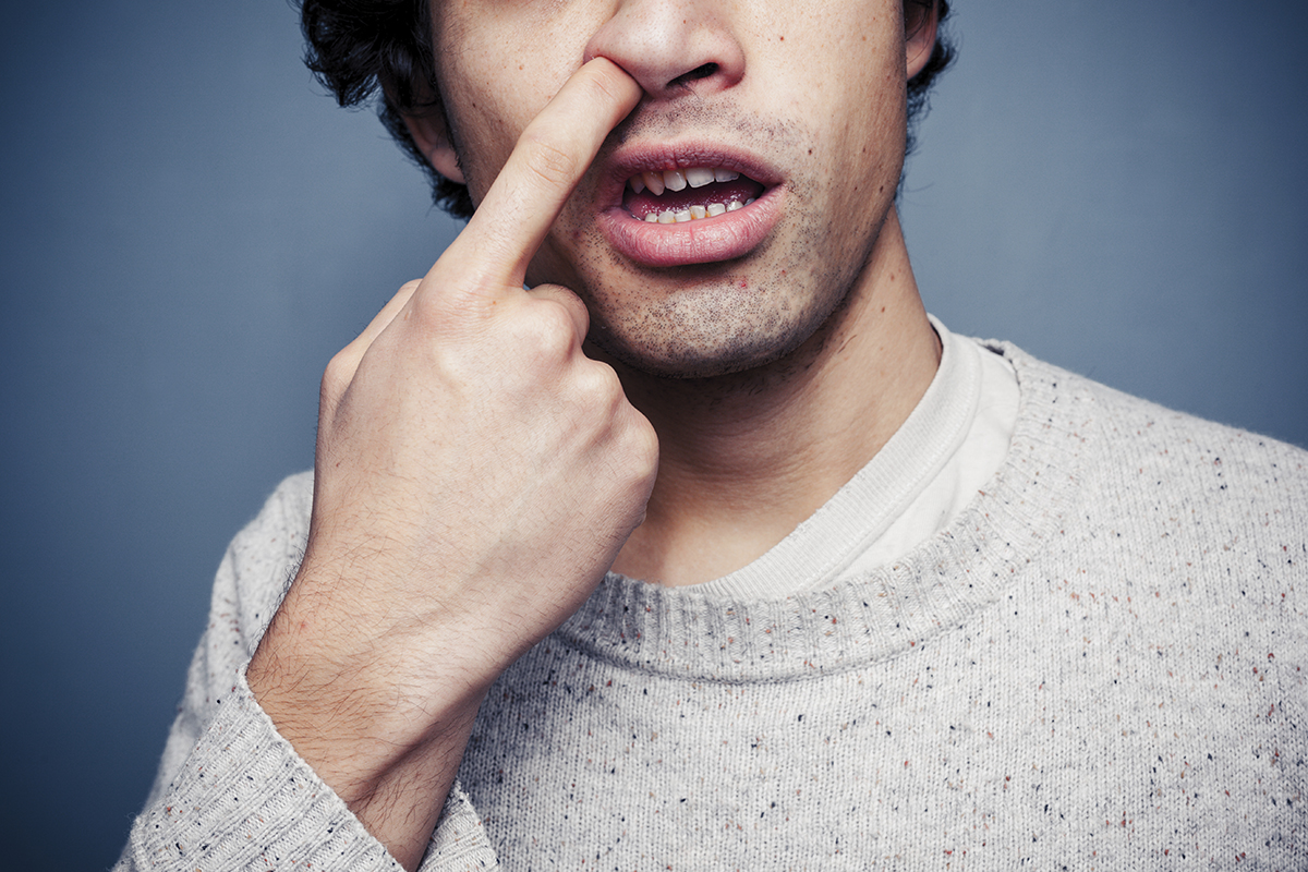 How do boogers form in your nose? | HowStuffWorks