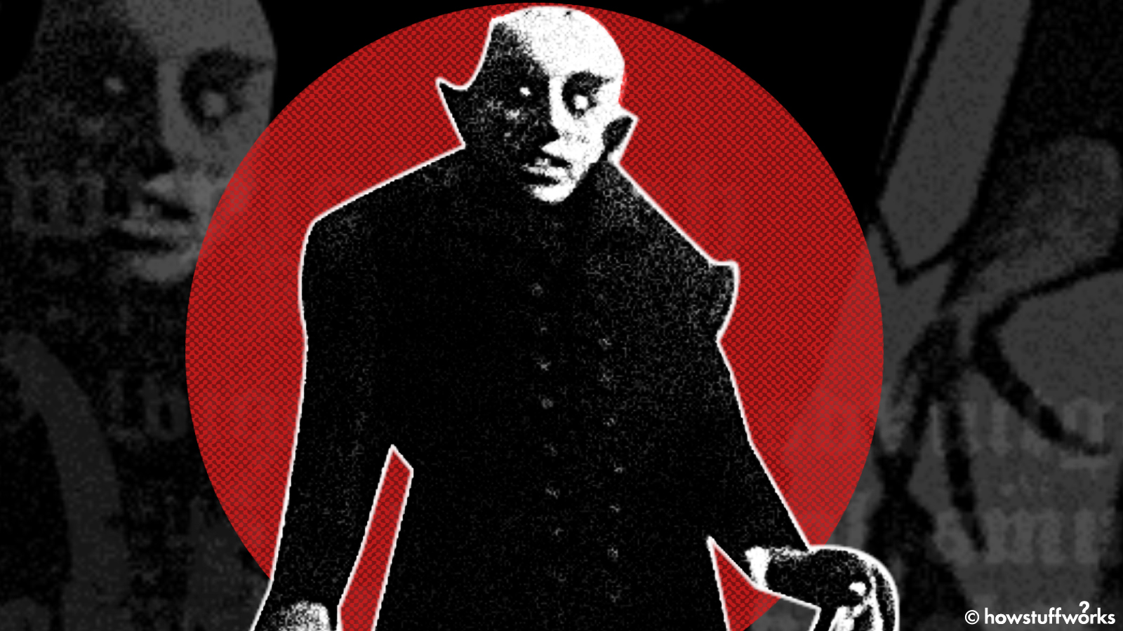 The Misrepresentation of 'Nosferatu' in Vampire Lore