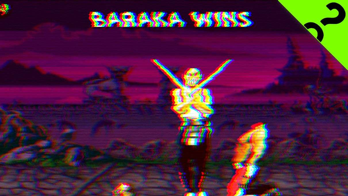 Monster Science Gets Familiar With Baraka From Mortal Kombat Howstuffworks