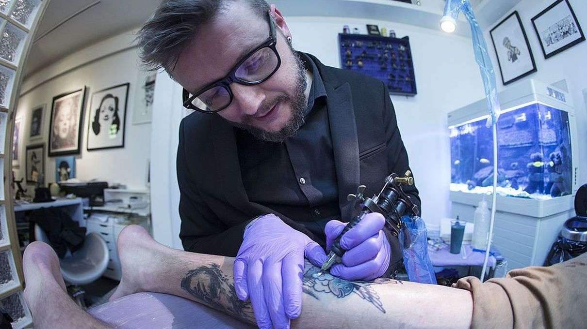 Could Your Tattoos Camouflage Skin Cancer Howstuffworks
