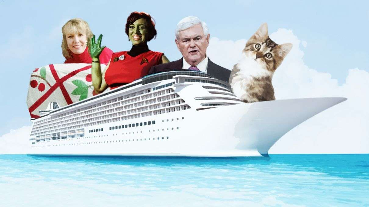 6 Crazy Theme Cruises