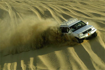 The Physics Of Off Roading Howstuffworks