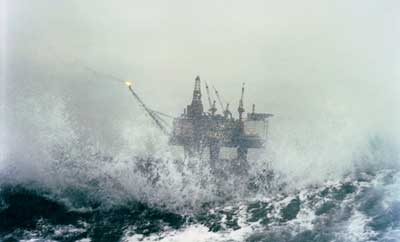 Oil Rigs: Cities on the Sea | HowStuffWorks