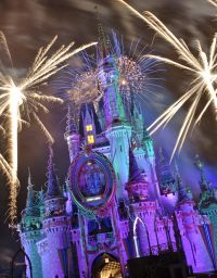 Disneyworld and other major theme parks are one of the main reasons about 48 million tourists visit Orlando each year.
