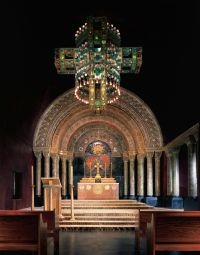 View the largest collection of works by Louis Comfort Tiffany at Orlando's Morse Museum of American Art.