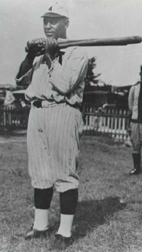 Oscar Charleston became the manager of the Philadelphia Stars.  He began as a center fielder.