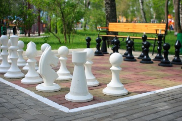 How To Make An Outdoor Chessboard Howstuffworks