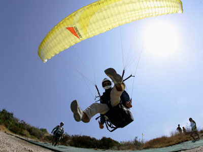 How Paragliding Works | HowStuffWorks