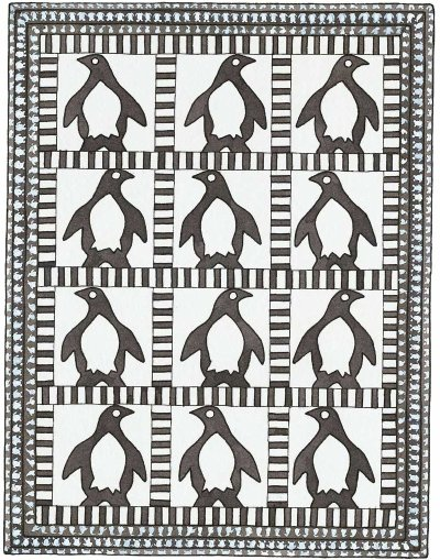 How To Make Penguin Frolic Baby Quilt Pattern Howstuffworks