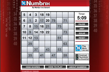 graphic regarding Printable Numbrix Puzzles named Numbrix Guidance and Regulations - How in direction of Perform Numbrix