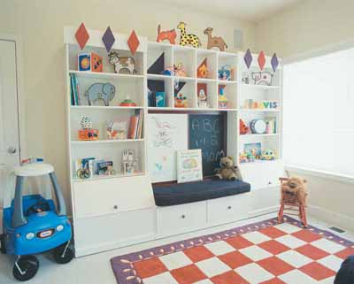 In the Fun Zone Playroom Decorating Idea | HowStuffWorks