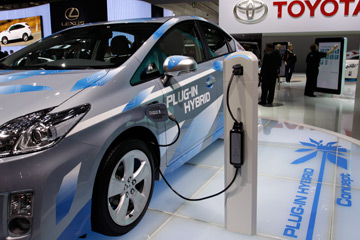 Plug In Hybrid Cars >> What Is The Plug In Electric Vehicle Credit Howstuffworks