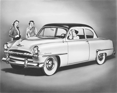 Thrifty Auto Sales >> 1950, 1951, 1952, 1953 Plymouths | HowStuffWorks