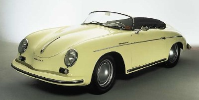 The Porsche 356A was lauded for its improved handling and tractability.