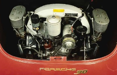 Porsche Super 90 Engine