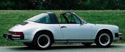 The 1979 Porsche 911 SC Targa had standard power brakes and a stronger clutch.